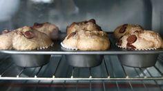 Banana Chocolate Chip Muffins 🍌