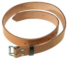 Oregon 41900 HeavyDuty Leather Belt by OREGON >>> See this great product.