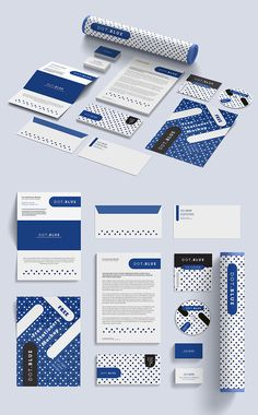 The big list of free corporate branding, stationery and identity mockups for presentation of a brand. Professionally designed free PSD mockups include easy to Corporate Identity Design, Brand Identity Design, Branding Design, Identity Branding, Visual Identity, Personal Identity, Design Packaging, Graphic Design Brochure, Letterhead Design