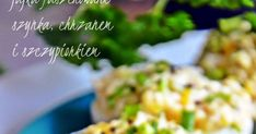 Wielkanoc tuż tuż, a wiadomo że jak Wielkanoc to na stole muszą pojawić się jajka :) Moja propozycja to jajka nadziewane genialnym farszem ... Polish Recipes, Cooking Recipes, Easter, Vegetables, Food, Haha, Polish Food Recipes, Chef Recipes, Easter Activities