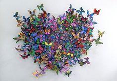 Butterflies r flying :)