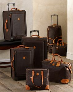 """Bric's - Olive """"Life"""" Luggage"""