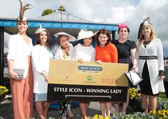 Killashee Irish Tatler Style Icon Competition at Curragh http://www.killasheehotel.com/rooms.html