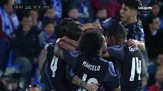 cool Alvaro Morata Goal - Leganes vs Real Madrid 2017