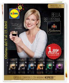 Catalogo Semanal de Lidl del 9 abril 2015. Consulta las ofertas y descuentos en alimentacion, cerveza y ropa.