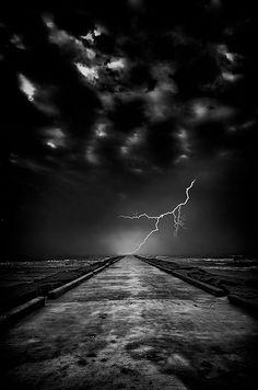The Storm - Galveston, Texas