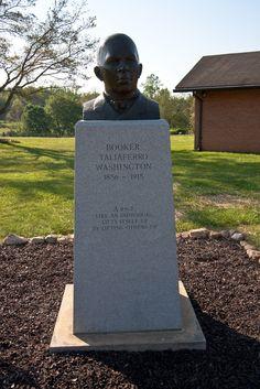 Booker t washington national monument