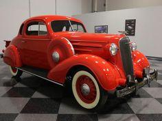 #Motori: #Rare Factory Coupe Pick-Up: 1936 Chevrolet Standard da  (link: http://ift.tt/1XpR99b )