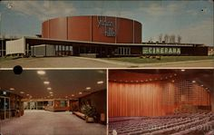 Indian Hills Cinerama Theater in Omaha. Although preservationists rallied to save it, it was torn down to make room for a parking lot.