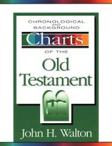 Chronological and Background Charts of the Old Testament