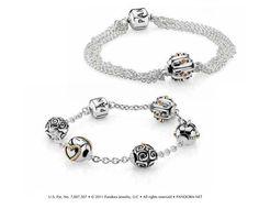My Pandora Clip Bracelets