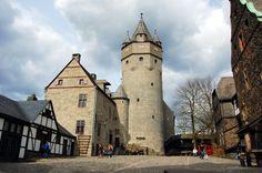 Burg Altena im Sauerland entdecken