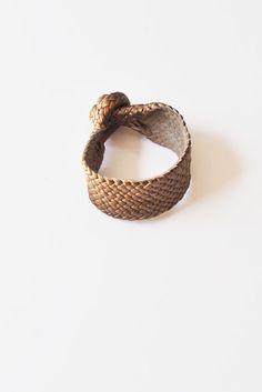 Ishi Gold Braided Bracelet