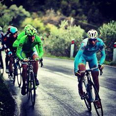 Nibali attacks, Milan San Remo-->