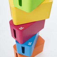 CableBox Mini Kabelbox von Bluelounge bei ikarus.de