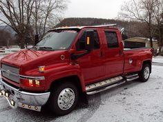 CUSTOM CHEVY 4500 | 30868570-014-2006-Chevrolet-Kodiak-4500-Series.jpg
