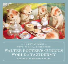 """Morbid Anatomy: """"Walter Potter's Curious World of Taxidermy"""" : New Book Trailer by The Midnight Archive's Ronni Thomas and Pre-Order Information!"""