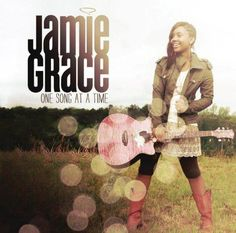 Jamie Grace-come to me when your weary, ill give you hope when you're hurting, ill give you rest from your burden.