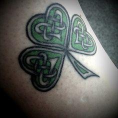 fashionpin1.blogs... - Celtic shamrock tattoo