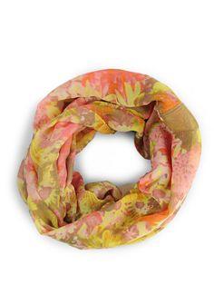 mooie tube sjaal van Pieces,aangenaam materiaal,Afmetingen ca. 80x100cm