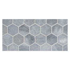 "Hexagon 2"" Mosaic Tile 