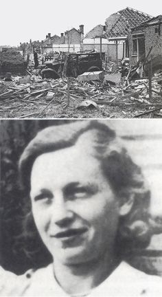 27 Mar 45: The last of 1,115 V-2 rockets to reach England during WWII lands on Kynaston Road, Orpington, Kent, killing 34 year old Mrs Ivy Mildred Millichamp in her home. #WWII #History