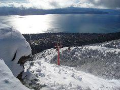 Cerro Otto e Lago Nahuel Huapi