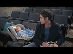 EXCLUSIVE - FRESHMAN FATHER - Drew Seeley - Hallmark Channel