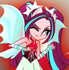 ⸼៶ lyz °. (Posts tagged Aria Blaze icons) My Little Pony Poster, Mlp My Little Pony, My Little Pony Friendship, Mlp Characters, My Little Pony Characters, Equestria Girls, Anime Meme, Hex Girls, Imagenes My Little Pony