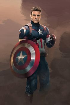 Captain America in Age of Ultron by denkata5698 on DeviantArt