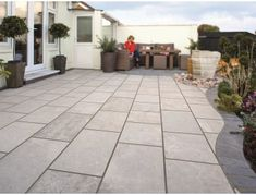 Available in timeless Pearl and Shell colours, along with a variety of sizes, our stunning Marble Lazaro Garden Paving is the perfect way to add a touch of luxury to your garden. Garden Paving, Garden Steps, Indoor Plant Wall, Indoor Plants, Paving Slabs, Adventure Time Art, Marshalls, Outdoor Areas, Natural Stones