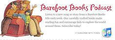 Car travel for kids. Barefoot Books Podcast - great short stories my kids love to listen to.
