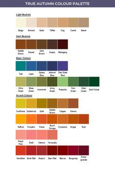 Deep Autumn Color Palette, Colour Pallette, Autumn Colours, Inspiration Dressing, Color Caoba, Seasonal Color Analysis, Dark Autumn, Season Colors, Autumn Inspiration
