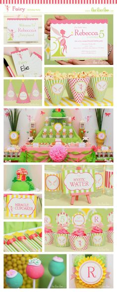 party for little fairies - wish i had one when i was little