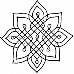 lotus mandala coloring pages | Coloring Pages For Kids