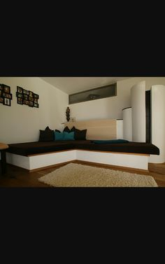 Loft, Bed, Furniture, Home Decor, Carpenter, Fireplace Heater, Living Dining Rooms, Seating Areas, Living Room Ideas