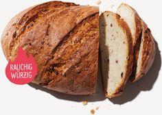 Für alle Schinkenfans: Backt Euch das deftige Schinkenbrot, denn mit dem guten Schwarzwald-Schinken und gefriergetrockneten Zwiebeln und Knoblauch ist dieses Brot geschmacklich eine Wucht!