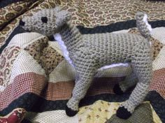 crochet deer amigurumi crochet deer or doe ready to by SalemsShop