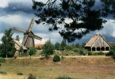 Outdoor Ethnographic Museum - Wdzydze Kiszewskie in Kashubia