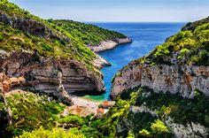 Stiniva – Insel Vis, Croatia