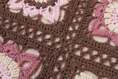 Transcendent Crochet a Solid Granny Square Ideas. Inconceivable Crochet a Solid Granny Square Ideas. Crochet Motifs, Granny Square Crochet Pattern, Crochet Blocks, Crochet Patterns, Crochet Granny, Blanket Crochet, Crochet Stitches, Crochet Afghans, Crochet Crafts
