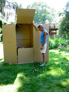 The Joys of a Big Box