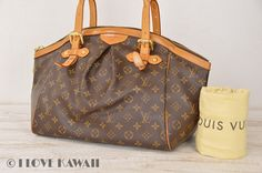 Louis Vuitton Monogram Tivoli GM Shoulder Bag M40144