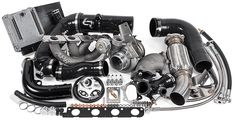 APR 2.0T FSI Stage 3 GTX Turbocharger System