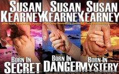 I've had a couple of Susan Kearney's books in my library for a while now, but ended up reading her Born Trilogy. The book covers were so captivating and endearing. Been her books a first for me, wa...
