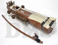 """Sarangi"" another poly-harmonic generator with a bow..."