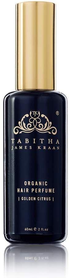 Tabitha James Kraan - Organic Hair Perfume - Golden Citrus