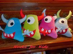 Nucki for Kids: * Monster - Quartett *