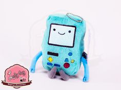 Peluche Adventure Time BMO