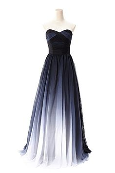 Babyonlinedress Hot Sale Black Strapless Gradient Ombre Chiffon Prom Dresses Babyonlinedress http://www.amazon.co.uk/dp/B014BNPIQ2/ref=cm_sw_r_pi_dp_wxe7vb15P5ESR